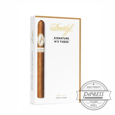 Davidoff Signature Series No. 2 Tubos (4-pack)