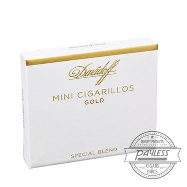 Davidoff Mini Cigarillos Gold (5 packs of 20)