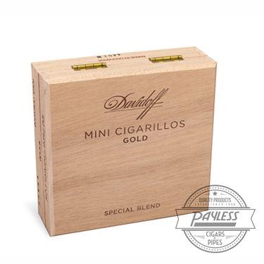 Davidoff Mini Cigarillos Gold 50-count box