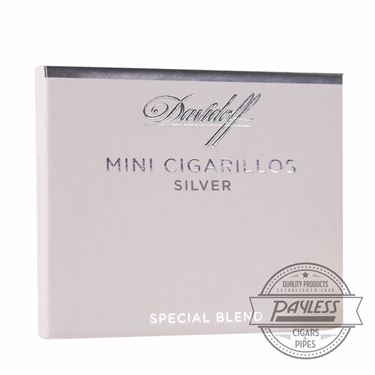 Davidoff Mini Cigarillos Silver 5-pack