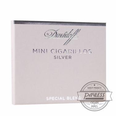 Davidoff Mini Cigarillos Silver 5-pack