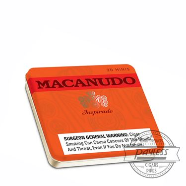 Macanudo Inspirado Orange Minis Tin