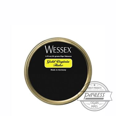 Wessex Gold Virginia Flake (1.75 oz tin)