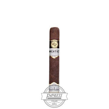 Rocky Patel 20th Anniversary Maduro Rothschild Cigar