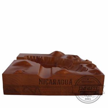 CAO Nicaragua Wooden Ashtray
