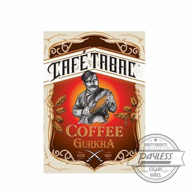 Gurkha Cafe Tabac Classic Coffee Robusto