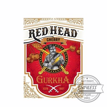 Gurkha Cafe Tabac Red Head Robusto