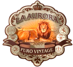 Picture for category La Aurora Puro Vintage 2007