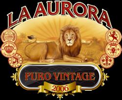 Picture for category La Aurora Puro Vintage 2006