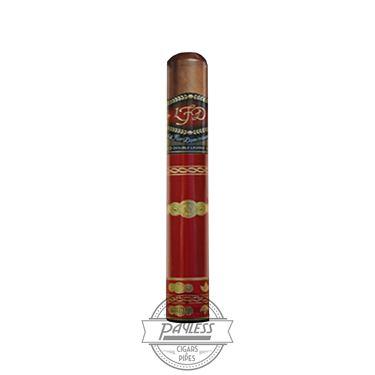 La Flor Dominicana Double Ligero Crystal Robusto Tubo Cigar