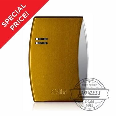 Colibri Firebird Eclipse - Anodized Sun Yellow On Sale