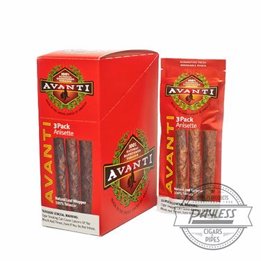 Avanti Anisette (10 packs of 3)