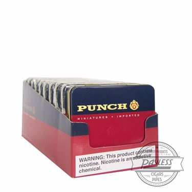 Punch Miniatures (10 tins of 20)