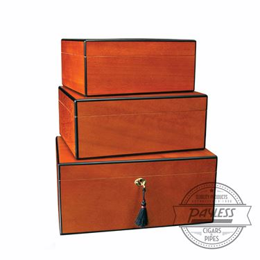 Savoy Pearwood Humidor - Medium