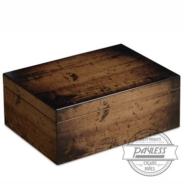 Craftsman's Bench Rustic Humidor (90-ct)