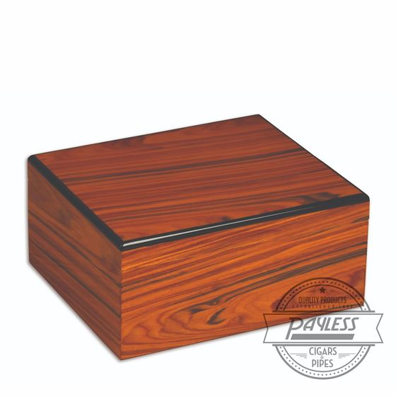 Craftsman's Bench Saxon Humidor (65-ct)
