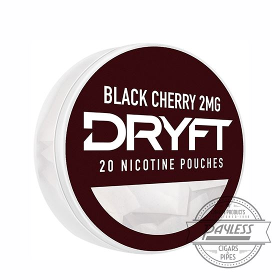 DRYFT Black Cherry 2MG (5 cans)