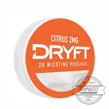 DRYFT Citrus 2MG
