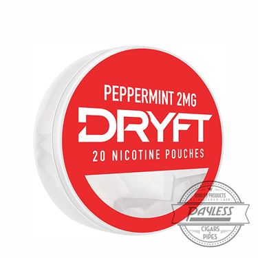 DRYFT Peppermint 2MG