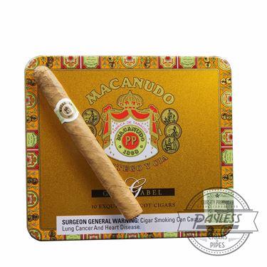Macanudo Gold Ascots