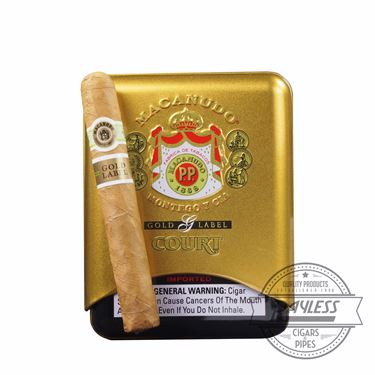 Macanudo Gold Court