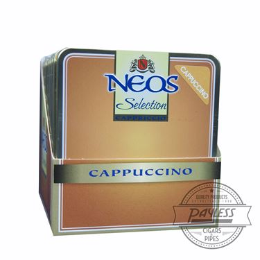 Neos Mini Cigarillo Cappuccino Tins