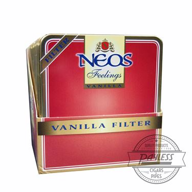 Neos Mini Cigarillo Vanilla