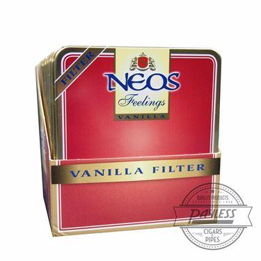 Neos Mini Cigarillo Vanilla