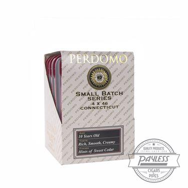 Perdomo Small Batch Connecticut Half Corona Tins