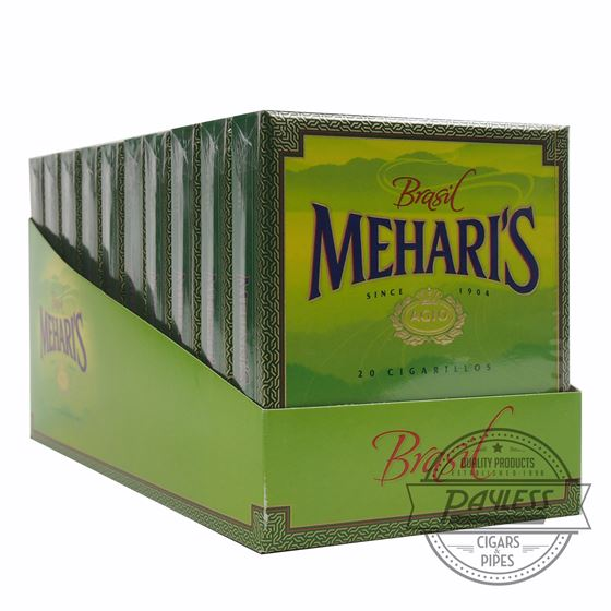 Agio Mehari's Brasil (10 packs of 20)