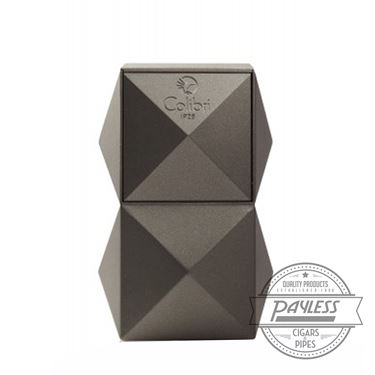 Colibri Quasar Tabletop Triple Flame Lighter - Gunmetal (LI710T3)