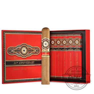 Perdomo 20th Anniversary Connecticut Epicure 5-pack