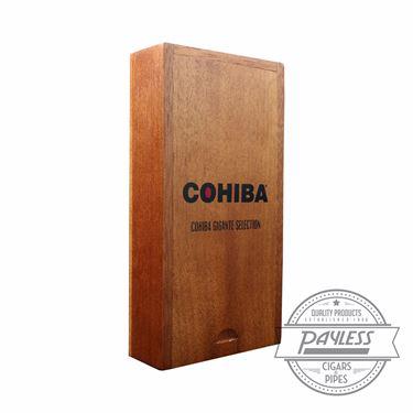 General Cigar Holiday Cohiba Gigante Collection