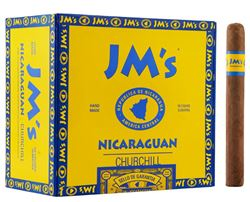 Picture for category JM's Nicaraguan Sumatra