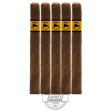 Jm's Dominican Sumatra Churchill 5-Pack