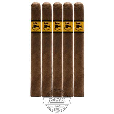 Jm's Dominican Sumatra Churchill 5-Pack