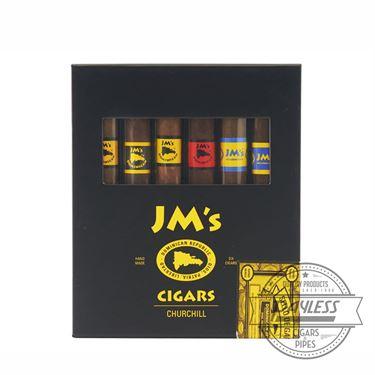 JM's Churchill Sampler 6-pack