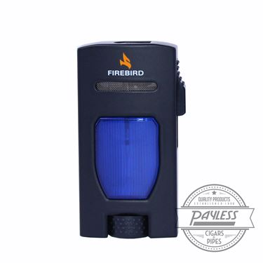 Colibri Firebird Rouge Jet Lighter - Blue