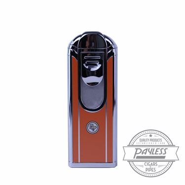 Rocky Patel South Beach Quad Jet Lighter - Orange