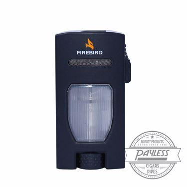 Colibri Firebird Rouge Jet Lighter - Clear