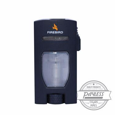 Colibri Firebird Rouge Jet Lighter - Clear