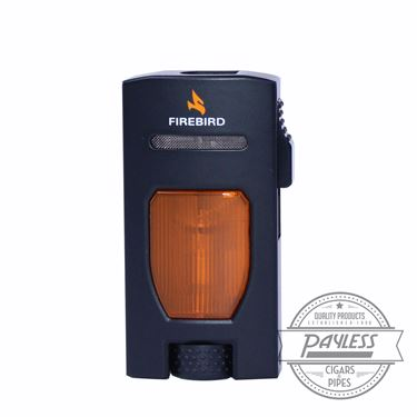 Colibri Firebird Rouge Jet Lighter - Orange