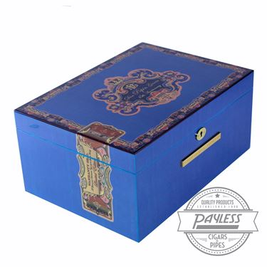 My Father Don Pepin Garcia 15th Anniversary Humidor - Blue (80-ct)