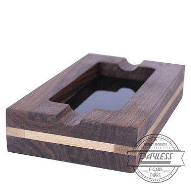 Blox Ashtray Rectangle - Black