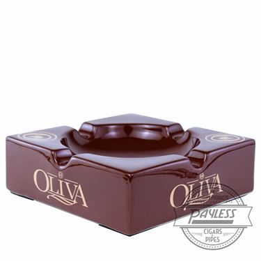 Oliva Brown Ashtray