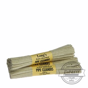 BJ Long's Thin Pipe Cleaners (3-packs of 56)