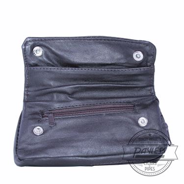 Castleford 1 Pipe Combo Pouch Leather