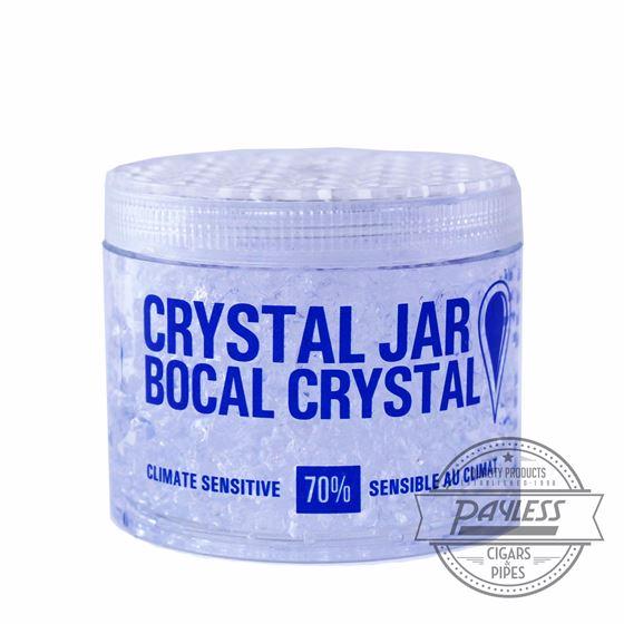 Brigham Crystal Jar (4-ounce)