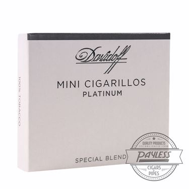 Davidoff Mini Cigarillos Platinum 10 packs