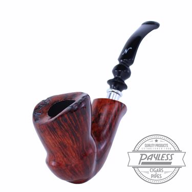 Nording Spigot Orange No. 2 Pipe - Q